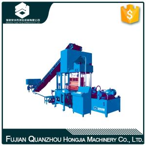 Curbstone Pavement Hydraulic Pressure Brick Making Machine